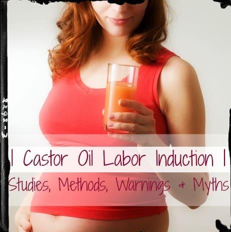 Castor Oil For Labor Induction Studies More Trimester Talk
