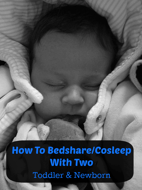 How To Bedshare Or Cosleep With Two